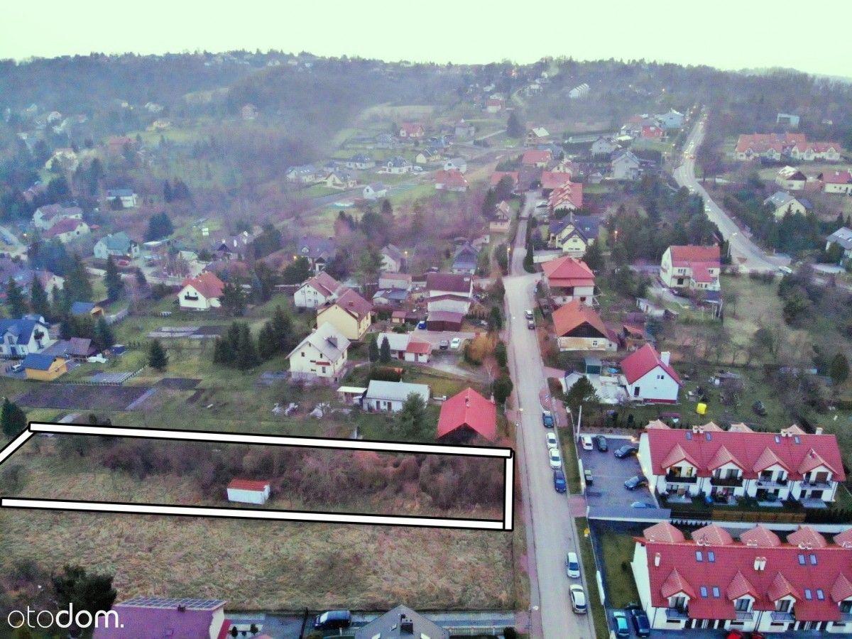 Działka budowlana w Wieliczce, ul. Pułaskiego.