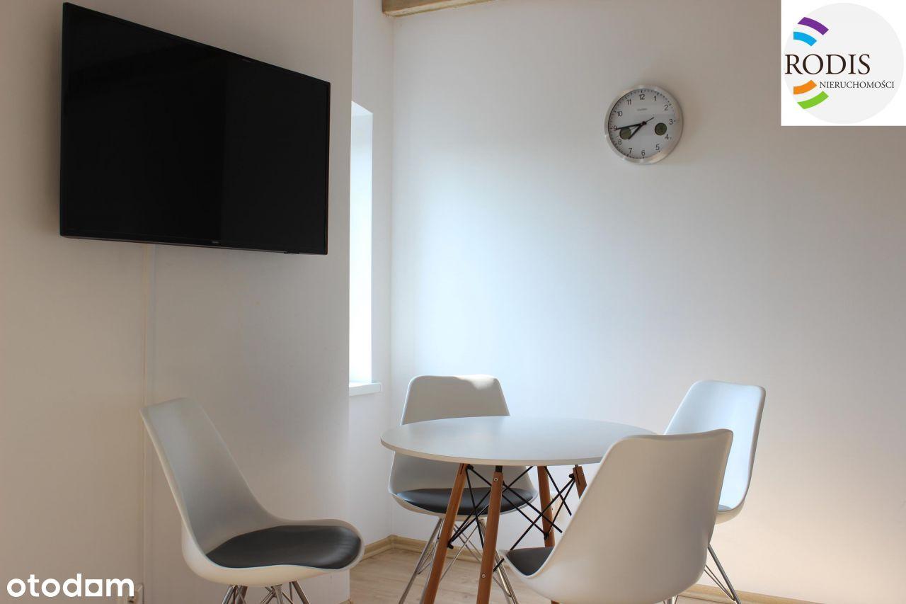 Nowe, dwupoziomowe klimatyczne mieszkanie.