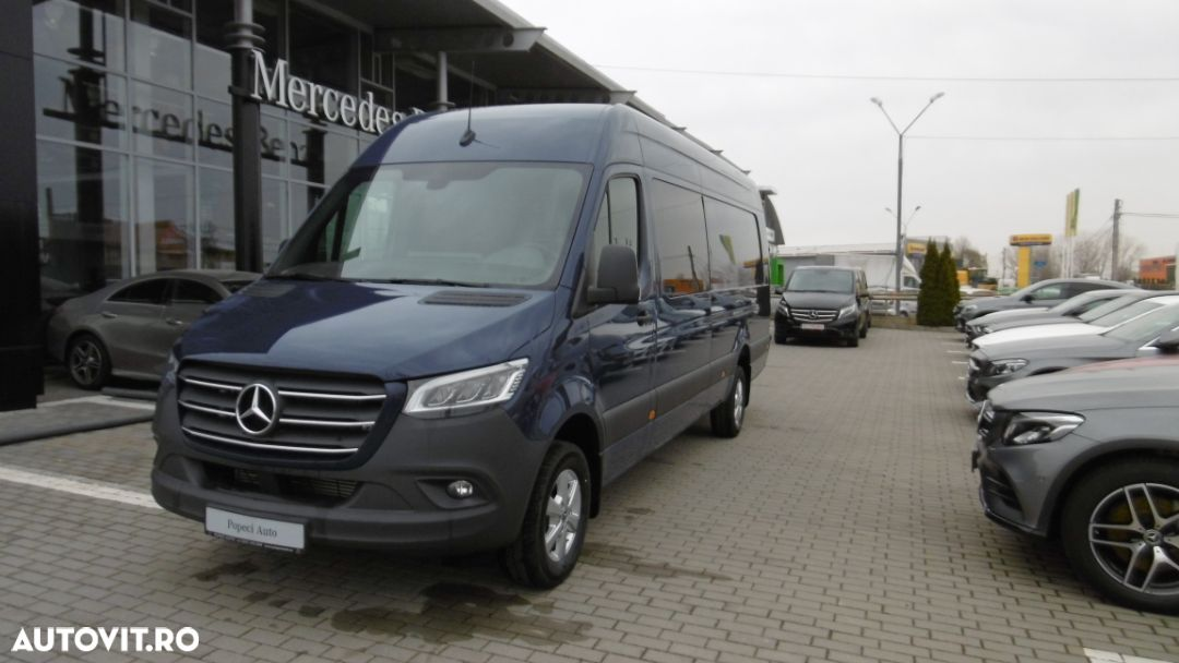 Mercedes-Benz Sprinter 319 ka - 2