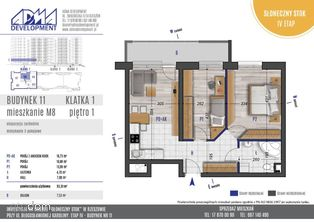 3 - pokojowe mieszkanie M8