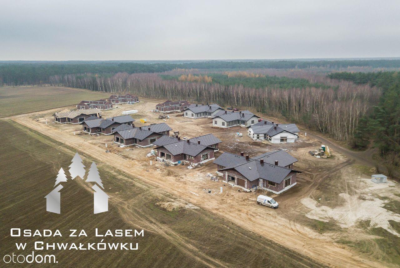 Piękne domy parterowe 137 m2 niedaleko Poznania