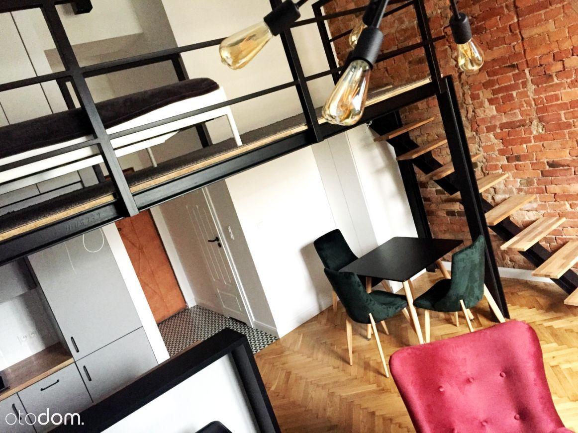 Mieszkanie w centrum z antresolą miejsce postojowe