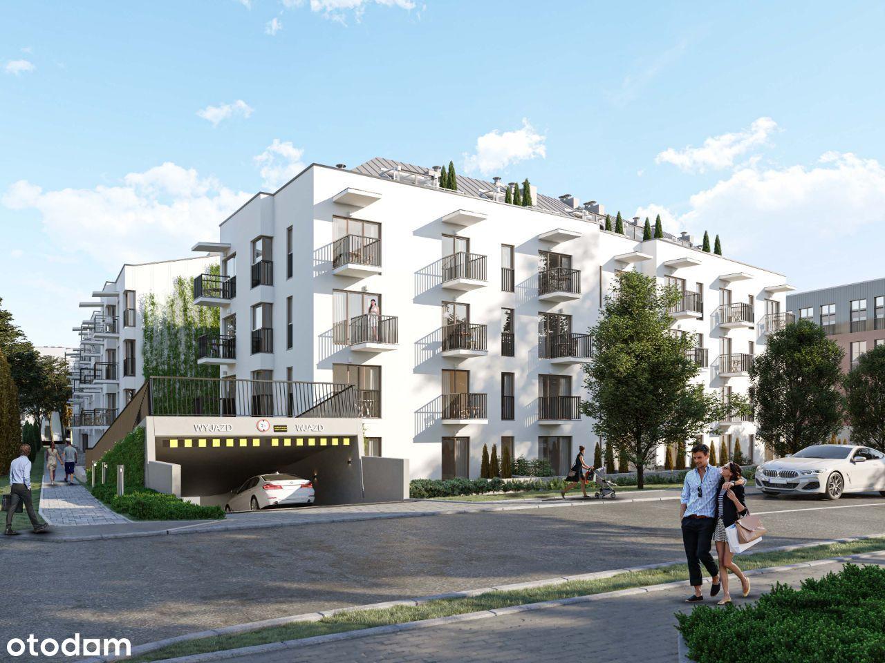 8A_27 Mieszkanie w Inwestycji Casa Feliz Zabłocie