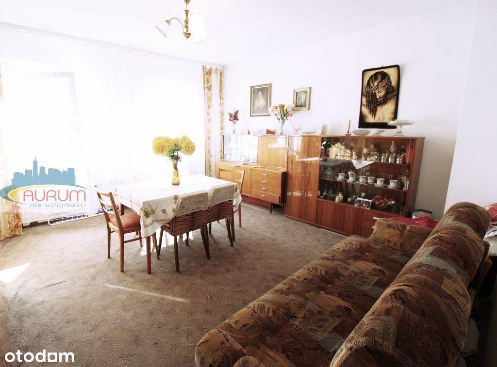 Przestronne 3-Pokojowe Mieszkanie W Centrum