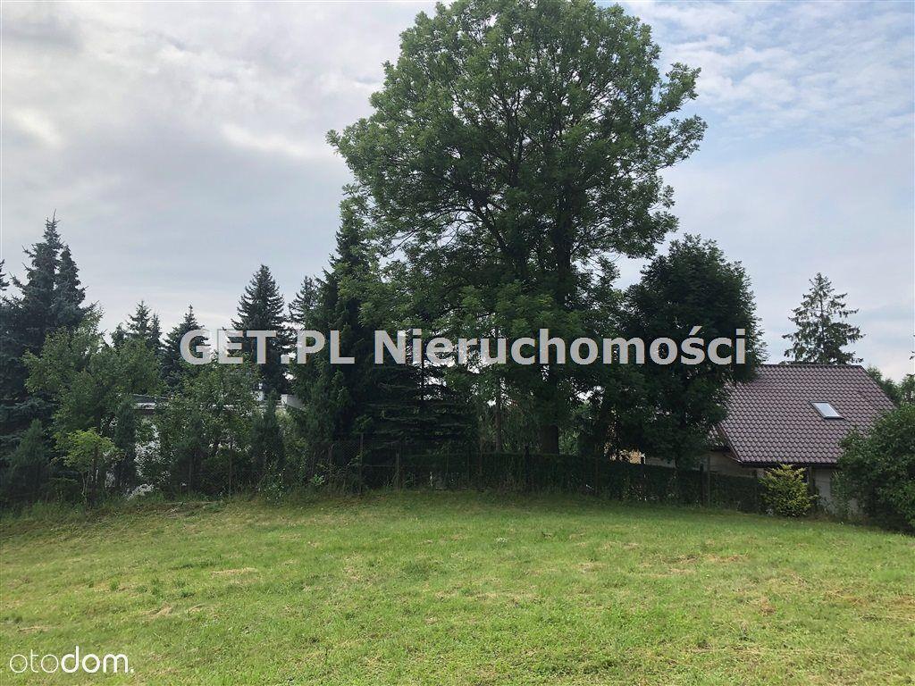 Działka pod rezydencję, bliźniaki w Swoszowicach