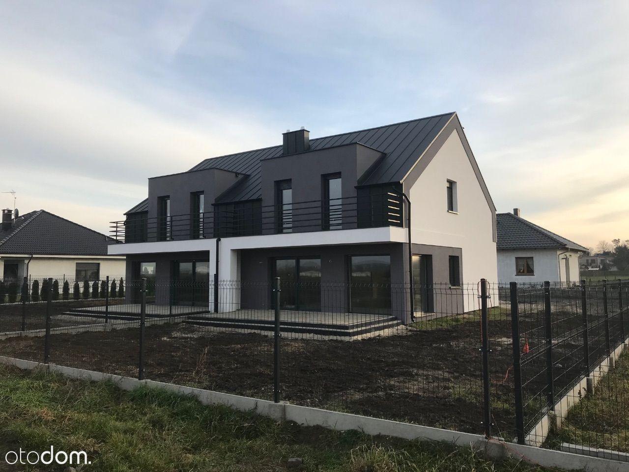 Ostatni nowoczesny dom 2 km od Leszna
