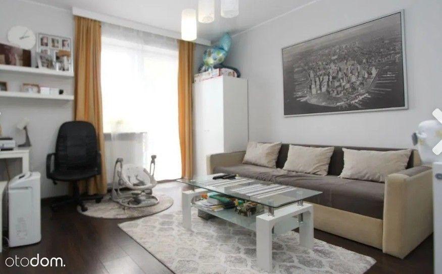 2 pok. mieszkanie z balkonem -Grzegórzki.