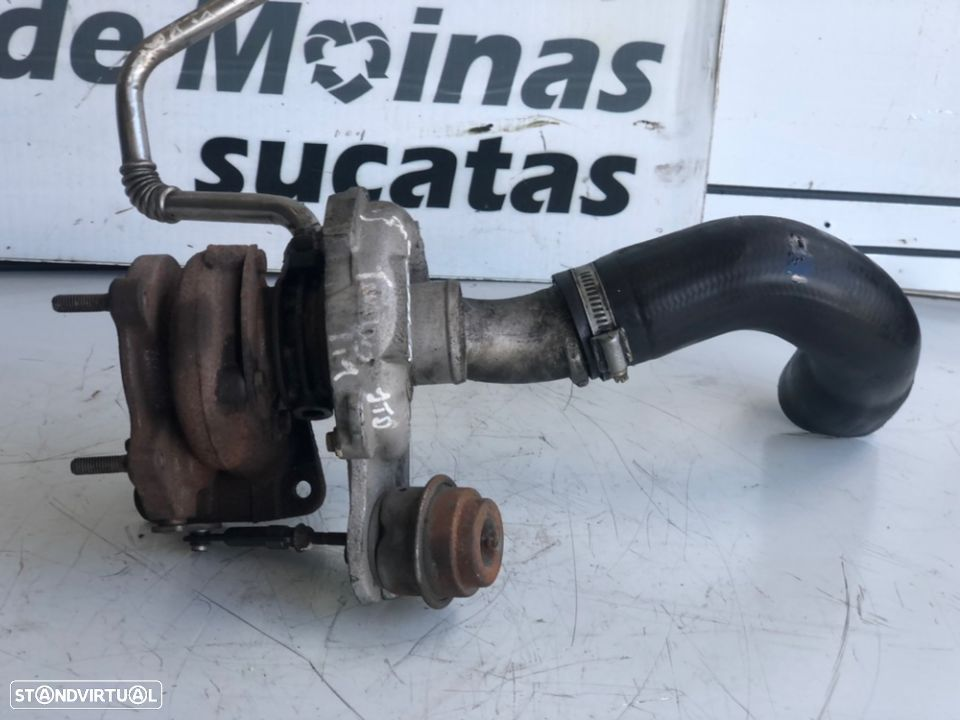Turbo Mitsubishi SPAC STAR 1.9 ANO 2004 - 1