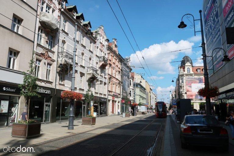 Lokal. Ścisłe cenytum Katowic