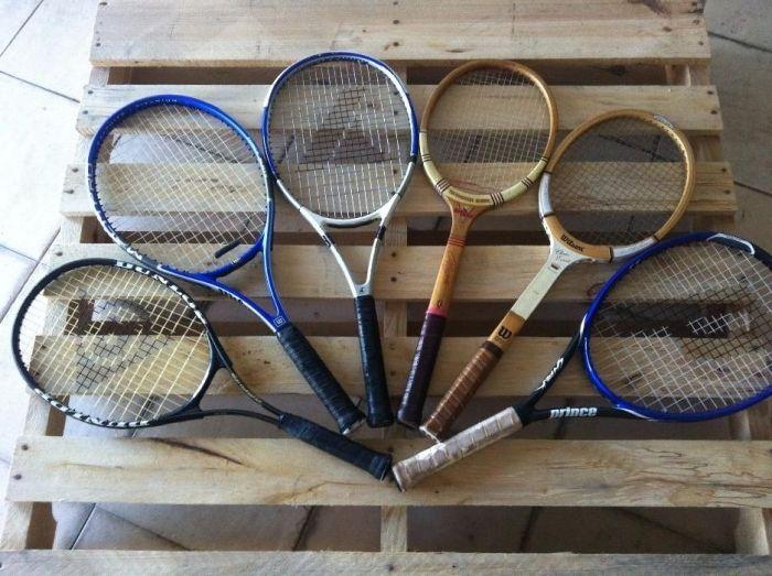 Raquetes de Tênis - Eiras E São Paulo De Frades - vendo todas 2d4d62da43929
