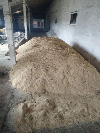 Тырса в бетоне фосфорный бетон