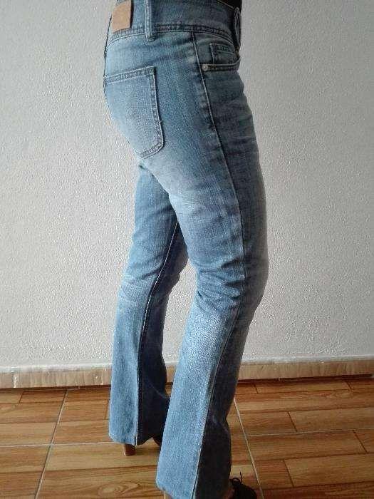 Calças de ganga da Lanidor, tam. 36