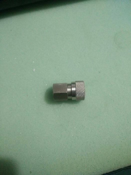 Conector para carabina PCP foster