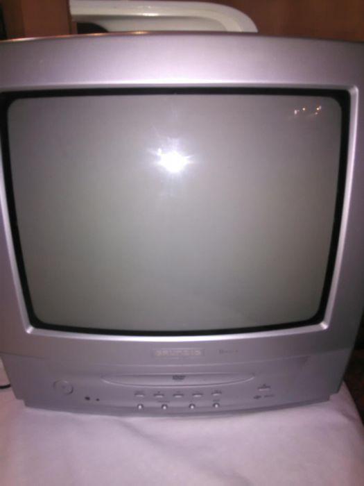 Televisão + dvd Grundig