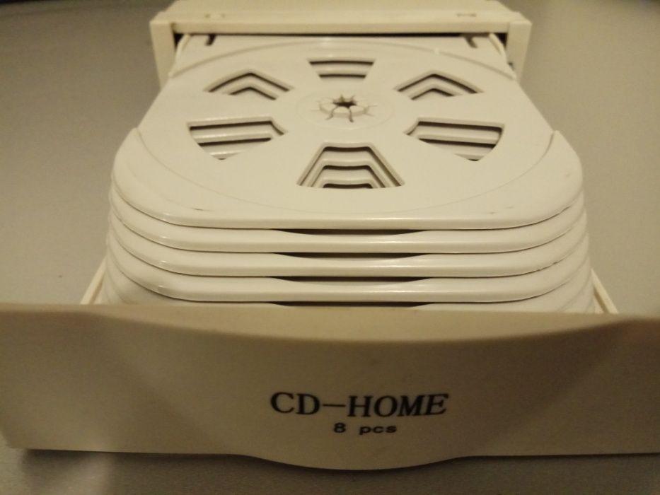 Gaveta de CDs para PC Computador como NOVA