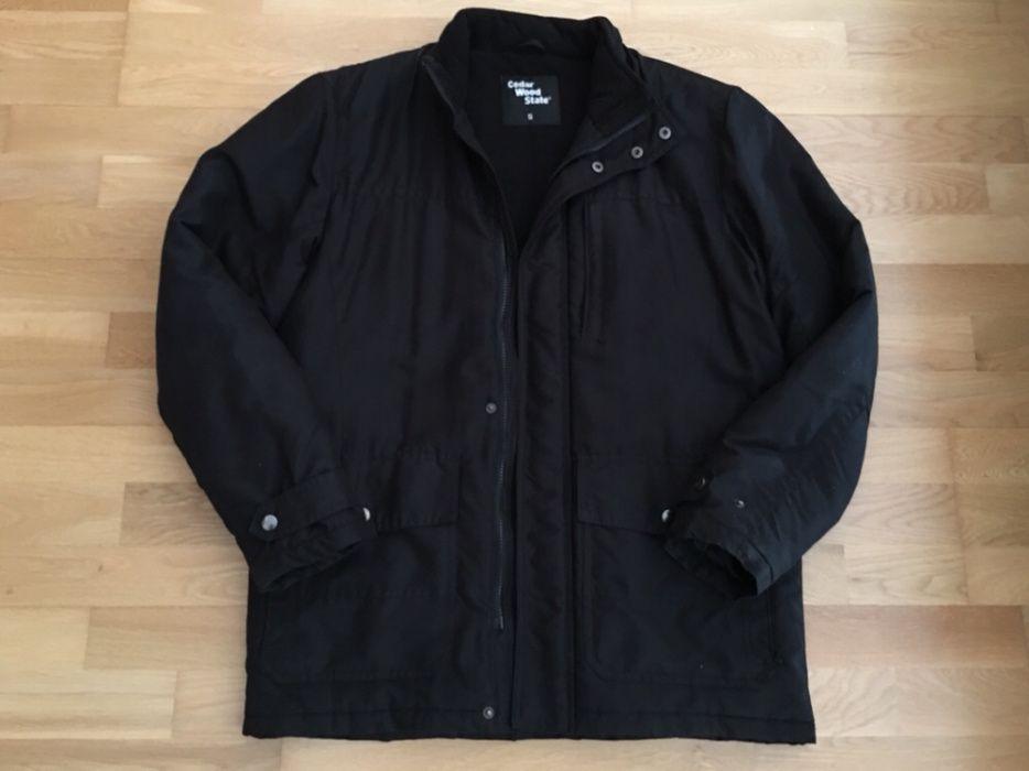 Casaco preto de homem - tamanho S - muito quentinho Alcochete • OLX Portugal a51db9f0837