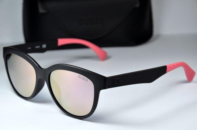 Okulary przeciwsłoneczne GUESS lustrzanki Gu7389 Radom • OLX.pl