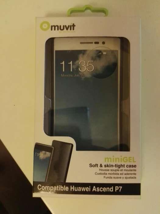 Capa p/ Huawei Ascend P7