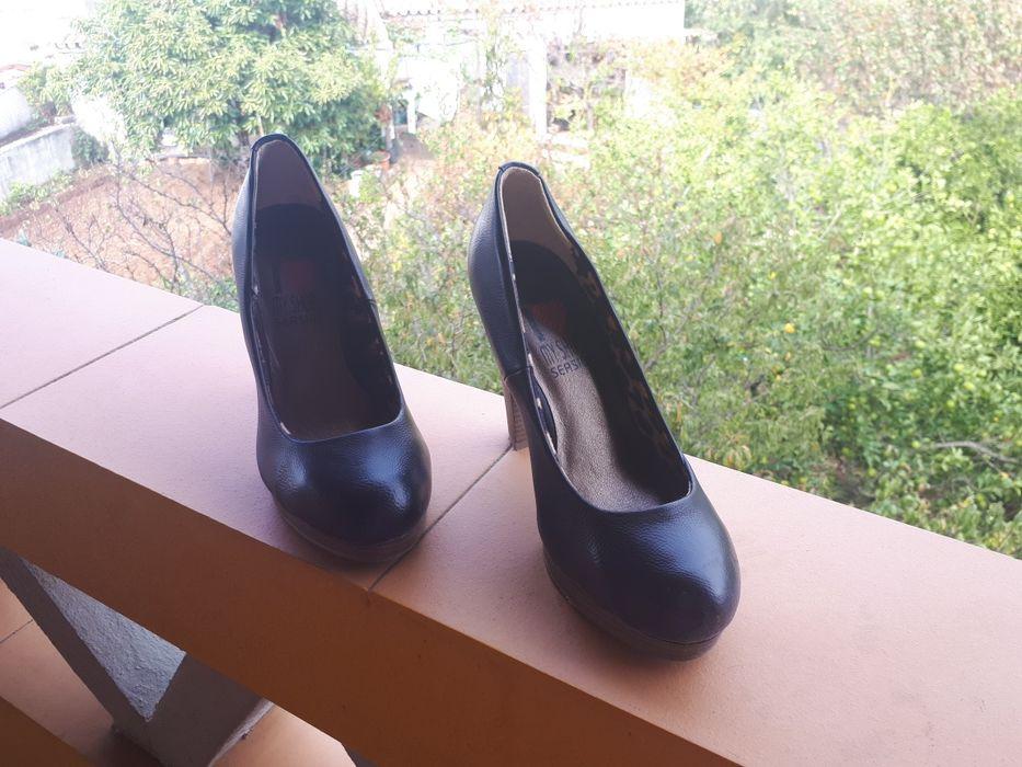 Sapatos senhora T38 Albufeira E Olhos De Água • OLX Portugal
