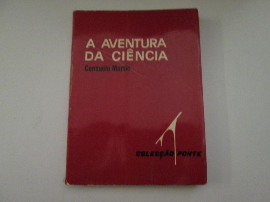 A aventura da ciência- Maria Consuelo