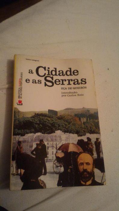 A cidade e as Serras - Eça de Queiroz