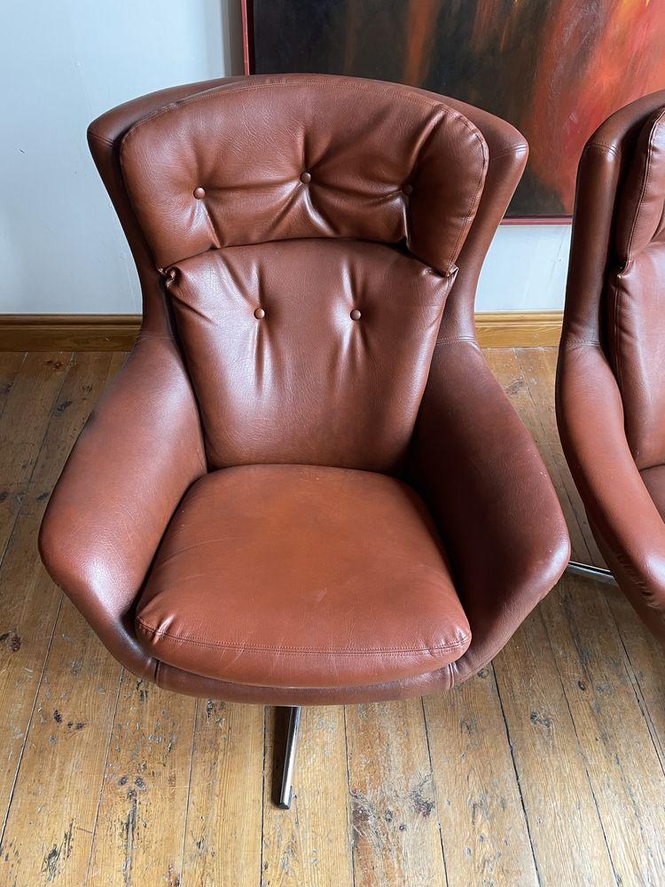 Egg chair para foteli lata 70-te