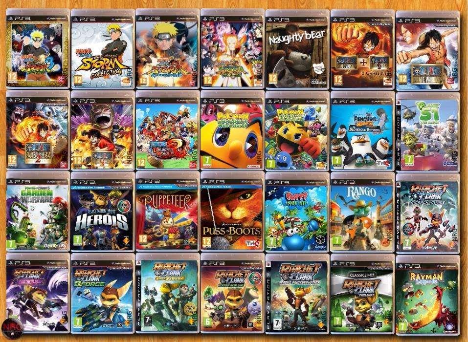 [PS3] 200 Jogos INFANTIS < 12 Anos (Vendo à Unidade - Ver Preços) Penha De França - imagem 5