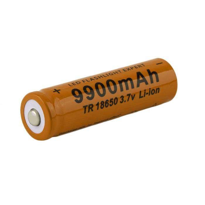 Pilhas recarregáveis 18650 4 Baterias para lanternas Povoa De Varzim - imagem 2