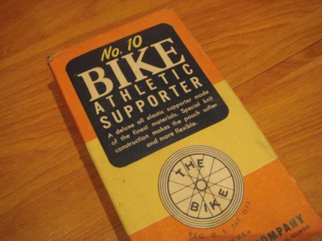 Bike athletic supporter antigo USA