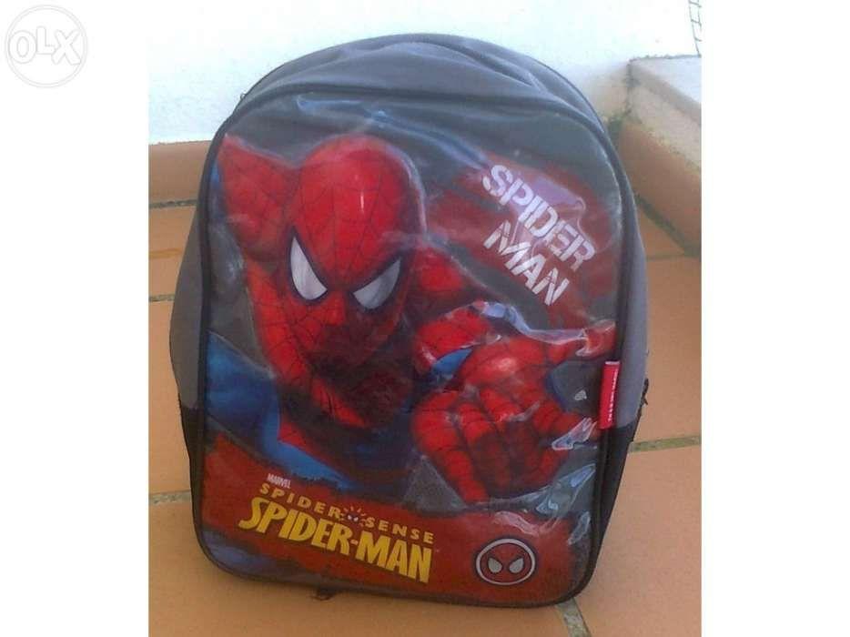 Mochila Criança Spider Man