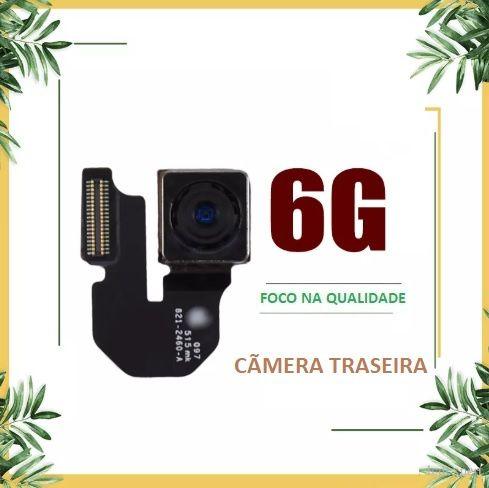 Camera Traseira para Iphone 6