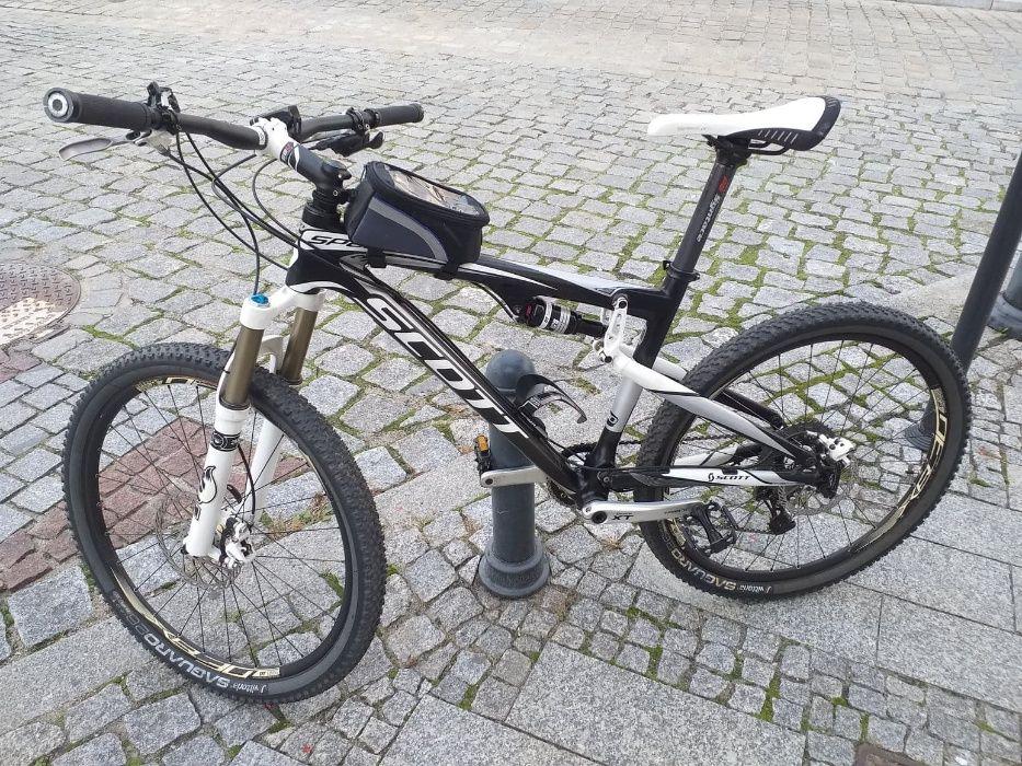 Sprzedam Rower Górski Scott Karbon Mtb Wrocław Fabryczna Olx Pl