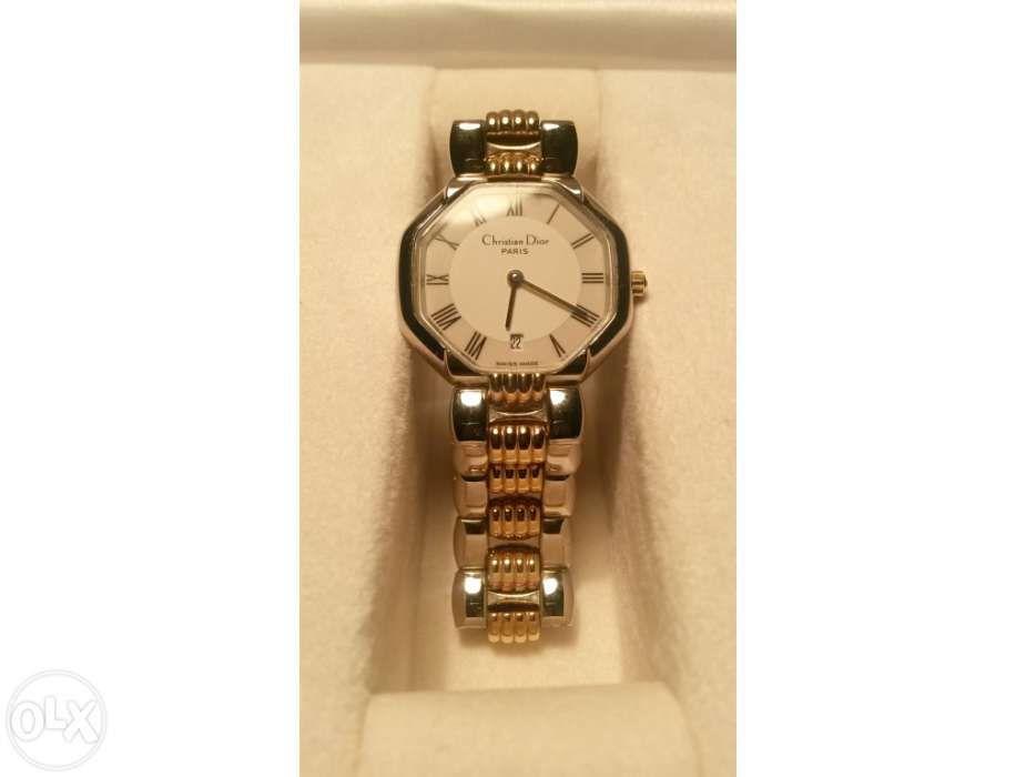 289247a790b Relógio de Senhora Christian Dior Paris original novo na caixa Parque das  Nações - imagem 3
