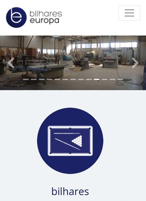 Bilhares europa fabricante Mod Lisboa entregas grátis em todo país Leiria, Pousos, Barreira E Cortes - imagem 6