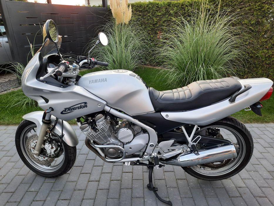 Yamaha XJ 600 cb cx xs cafe racer Rudnik nad Sanem • OLX.pl
