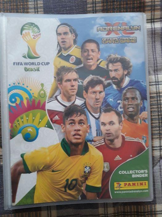 Adrenalina XL - Fifa World Cup Brazil 2014