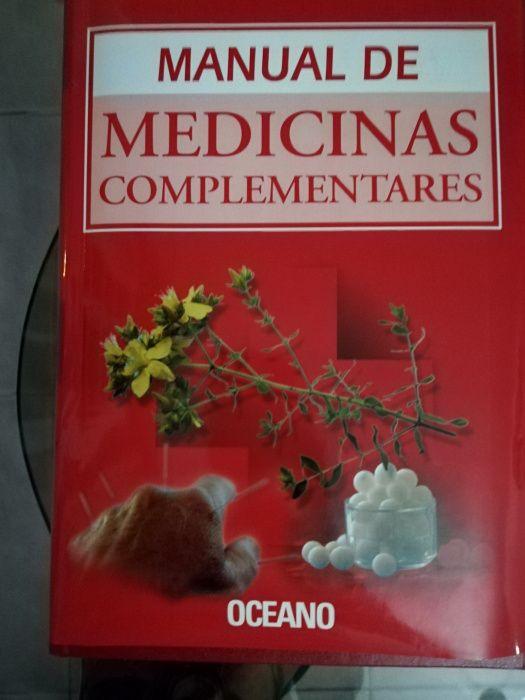 Manual de Medicinas Complementares