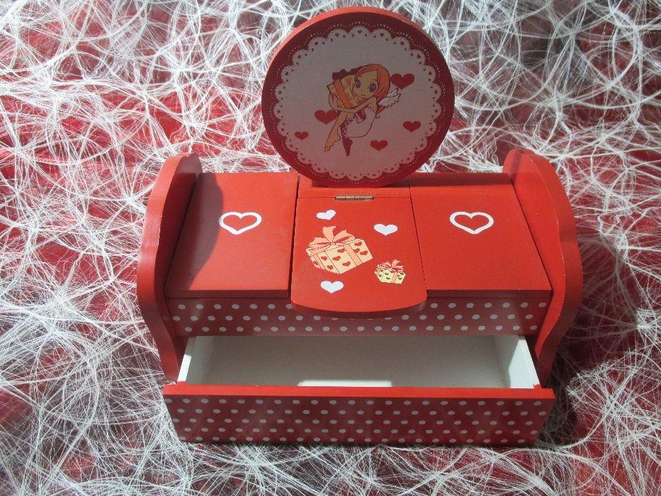 Vários Porta jóias dia dos namorados