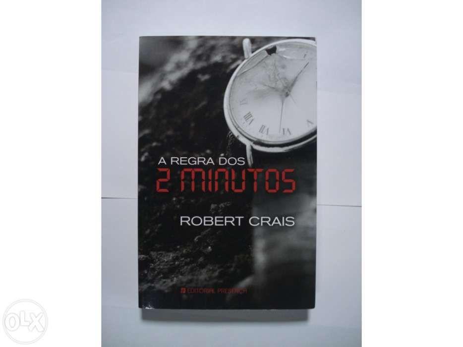 Livro a regra dos 2 minutos de robert crais