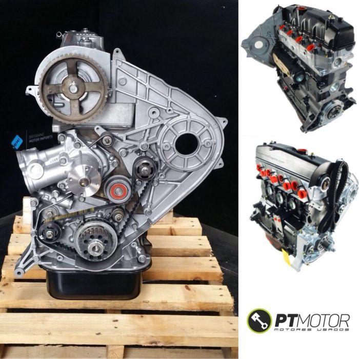 Motor Mitsubishi 2.5td 4D56T RECONSTRUIDO