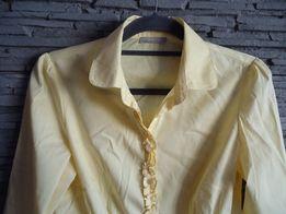 ORSAY koszula damska żółta rozm. 36 jak nowa Bytom • OLX.pl  hpp8p