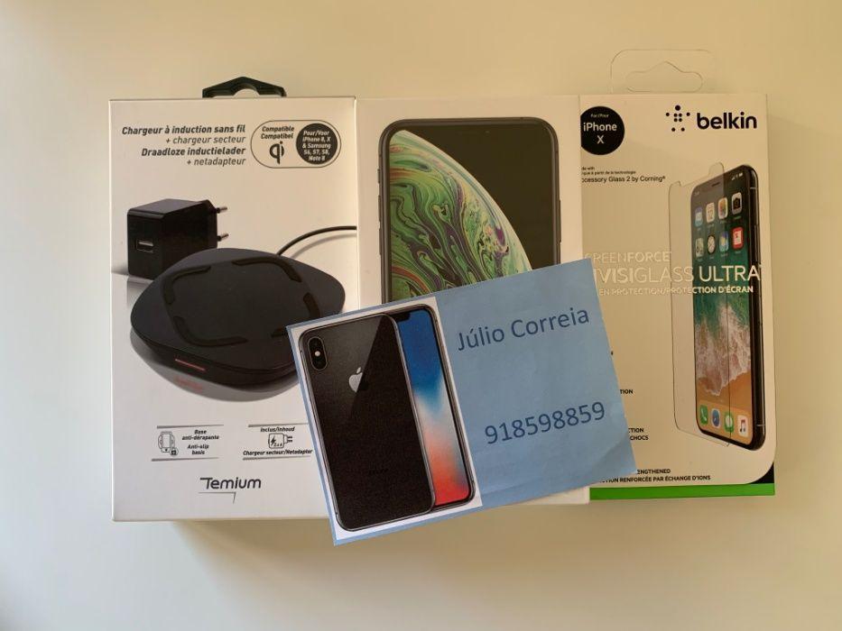 Iphone XS 64GB - NOVO em Caixa SELADA - Factura e Garantia 2 Anos