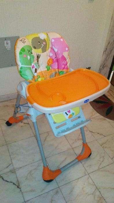 Cadeira refeições Polly Chicco Porto Salvo - imagem 5
