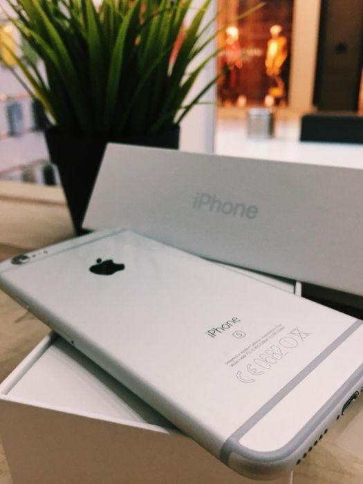 SEMI NOVO IPhone 6S 16/64 GB Prateado Desbloqueado c/ garantia Torres Vedras (São Pedro, Santiago, Santa Maria Do Castelo E São Miguel) E Matacães - imagem 1