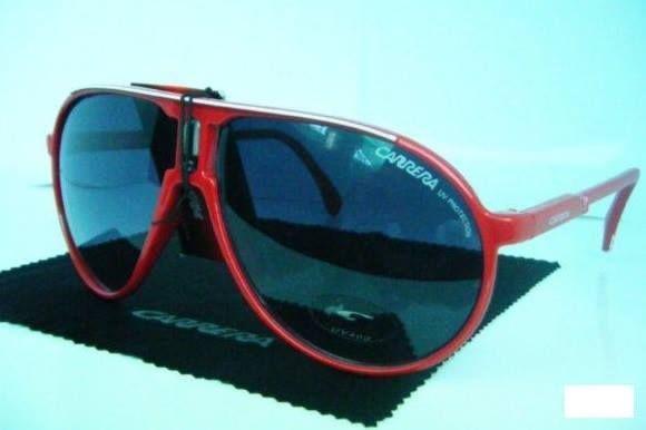 Oculos Carrera Champion vermelhos 746fb9572e