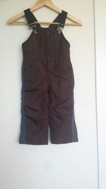 olx spodnie narciarskie 92-98
