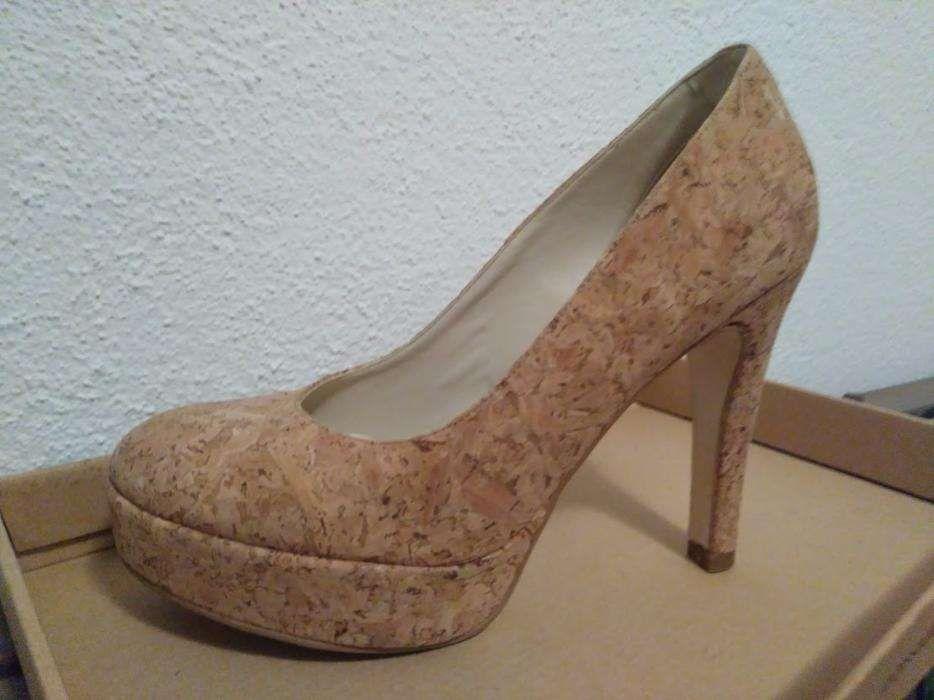 Sapatos Cortica n 38 Queluz E Belas • OLX Portugal