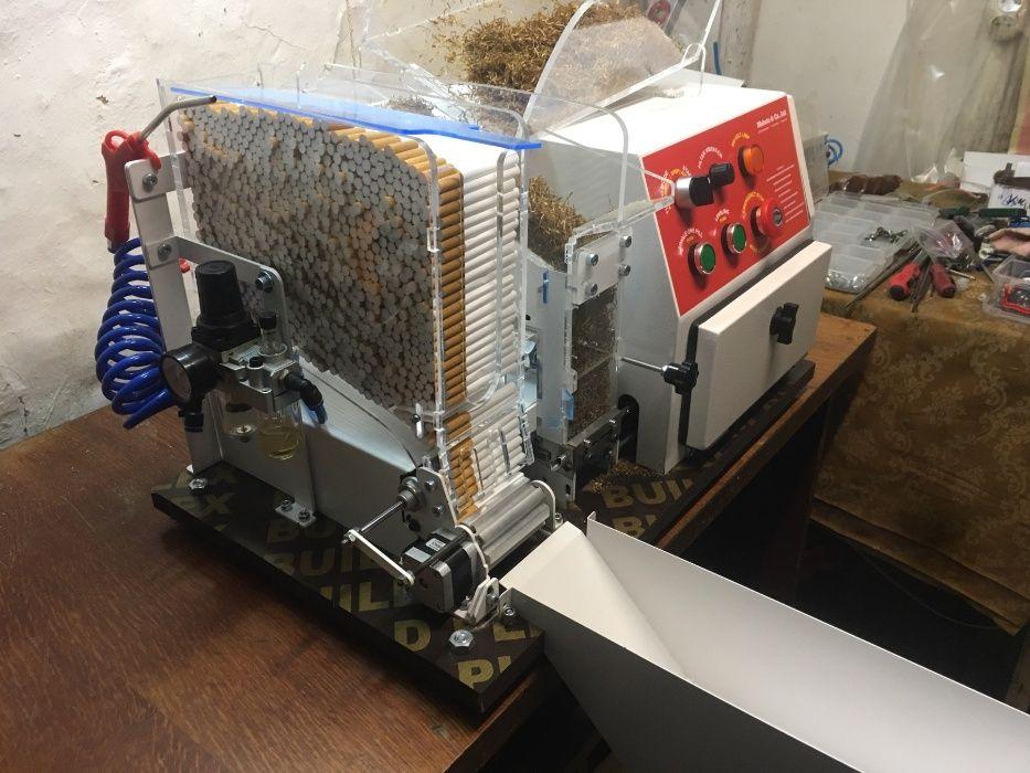 Купить мини производство сигарет электронные сигареты иваново одноразовые