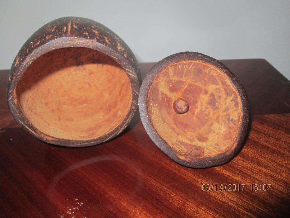 Caixa de coco Santarém (Marvila), Santa Iria Da Ribeira De Santarém, Santarém (São Salvador) E Santarém (São Nicolau) - imagem 3