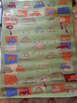 Dywan do pokoju dziecięcego zakupiony w KOMFORT, używany
